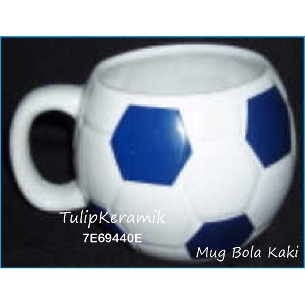 Mug Donat Mug Bola