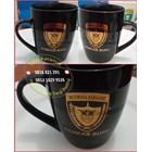 Black Ceramic Mug 1