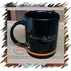 Black Ceramic Mug 9