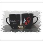 Black Ceramic Mug 10