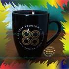 Black Ceramic Mug 8