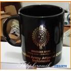 Black Ceramic Mug 4