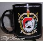 Black Ceramic Mug 3