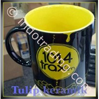 Mug Black Two Colors