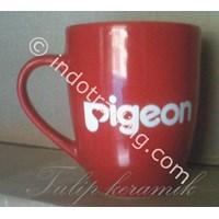 Jual Mug Promosi Corel Mug korning
