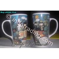 Jual Mug 16 Oz Cafelate