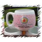 Mug Promosi Keramik Donat 6