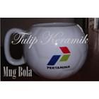 Mug Promosi Keramik Donat 10