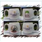 Mug Promosi Keramik Donat 5