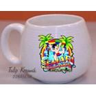 Mug Promosi Keramik Donat 3
