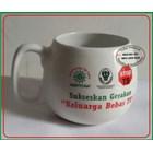 Mug Promosi Keramik Donat 2