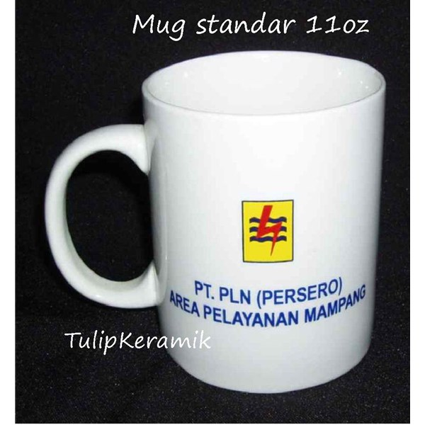 Standard Mug 11 Oz