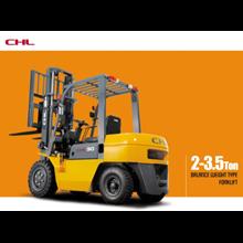 Forklift Diesel Cpc30 Isuzu Engine