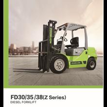 Forklift Diesel ZOOMLION