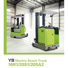 Forklift Electric Reach Truck Zoomlion