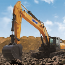 Excavator XE470D
