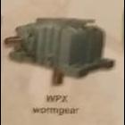 Worm Gear WPX 1