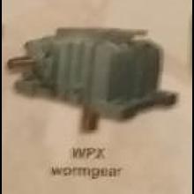 Worm Gear WPX