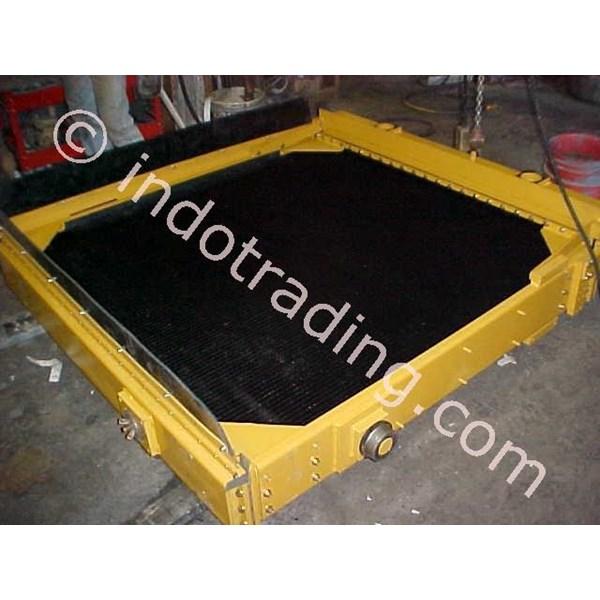 Radiator Alat Berat Skid Loader Grader