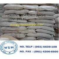 Caustic Soda Flake China ( NaOH ) 1