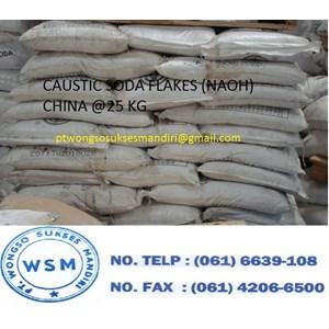 Caustic Soda Flake China ( NaOH )