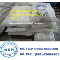 Aluminium Sulphate Granules Mahkota 1