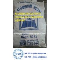 Jual Aluminium Sulphate Granules Mahkota 2