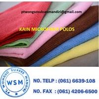 Kain Microfiber Polos