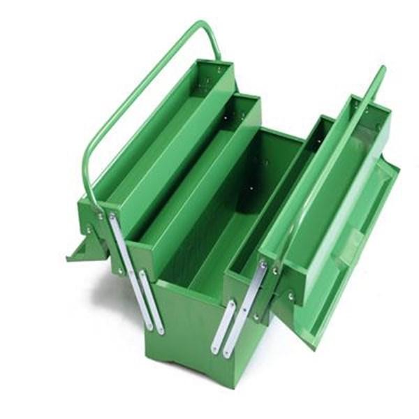 Tool Box Tekiro 3 susun kotak perkakas