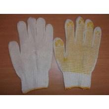 Sarung tangan safety bintik