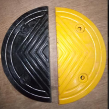 Rubber Endcap wheel stopper