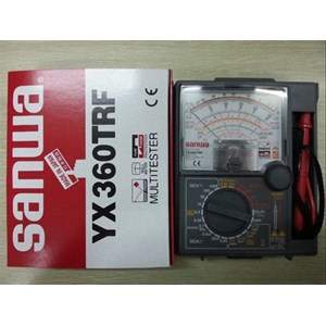 Sanwa YX360 TRF Analog Multimeter Multitester