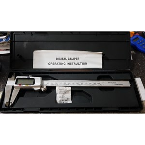 digital caliper operating instruction