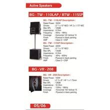 Speaker Sound System Brigss