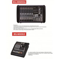 Jual Microphone Mixer Brigss