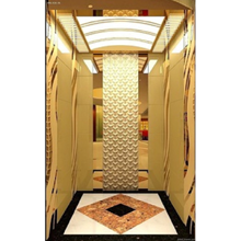 Lift Gedung Xiweindo Machine Roomless (6 Orang)