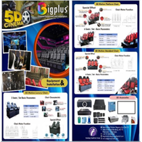 Jual Sistem Akses Kontrol Big Plus 5D Cinema