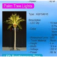 Palm Tree LED