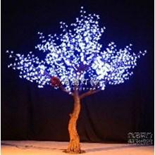 Lampu Hias Pohon Jenis Cherry FZDH-2825Q RGB with remote