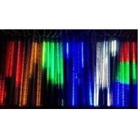Lampu Pohon LED Meteor Light Colorful Color 1