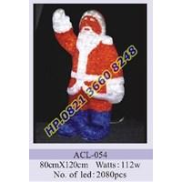 Lampu Hias Natal 3D Tipe ACL-054 1