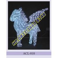 Lampu Hias Natal 3D Tipe ACL-010 1