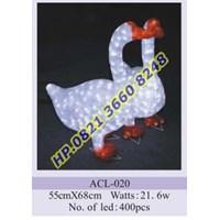 Lampu Hias Natal 3D Tipe ACL-020 1
