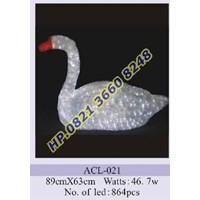 Lampu Hias Natal 3D Tipe ACL-021 1