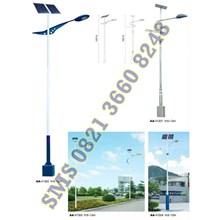 Tiang Lampu PJU Solar Cell AA41301-41304 Murah Bergaransi