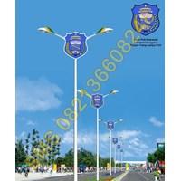 Tiang Lampu Jalan Wakatobi
