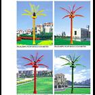 Lampu Hias Motif Pohon Kelapa 1