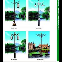 Jual Lampu Hias Taman Kota
