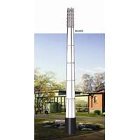 Tiang Lampu Taman Tipe RLH 3 1