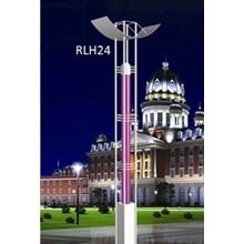 Tiang Lampu Taman Tipe RLH 24